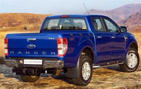 Ford Ranger 2013 by Ford Ranger 2013 Renovada Y Ahora Con Menos Versiones