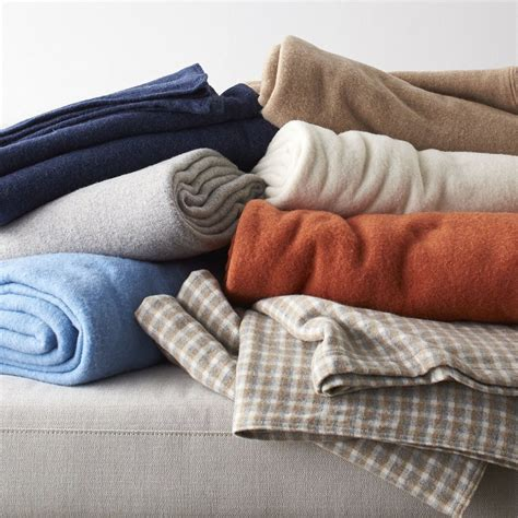 Washable Merino Wool Blanket by Washable Wool Blanket Throw The Company Store