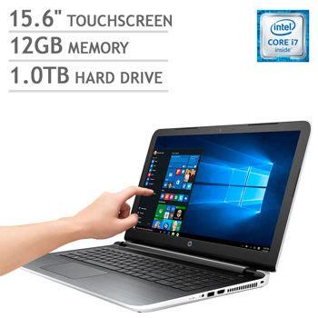 hp pavilion 15 ab293cl touchscreen laptop intel core i7