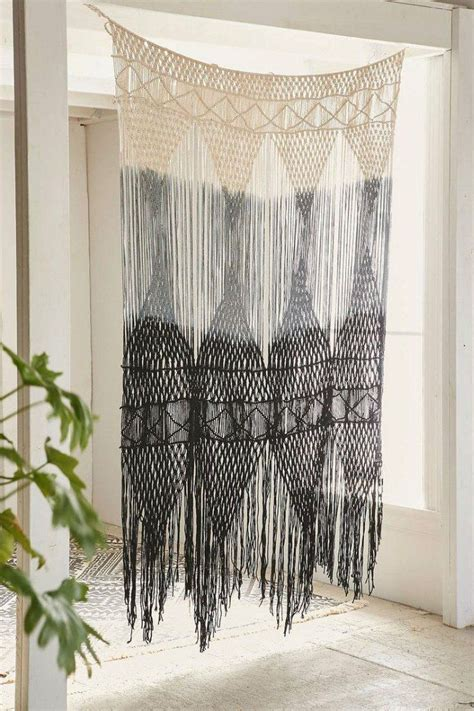 macrame curtains 25 best ideas about macrame curtain on pinterest