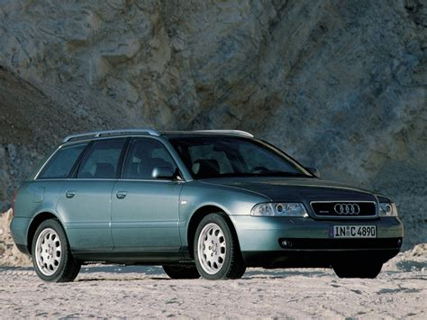 Audi A4 Avant 1998 by Audi A4 Avant Specs Photos 1996 1997 1998 1999