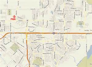 northside falcons maps directions