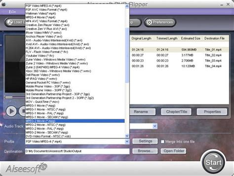 format dvd mpeg 2 how to convert dvd to avi format