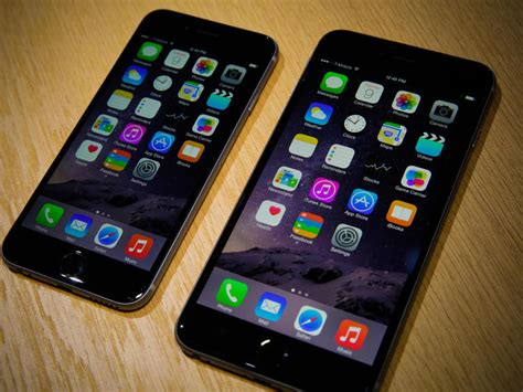 better than bigger business users find much to in iphone 6 techrepublic