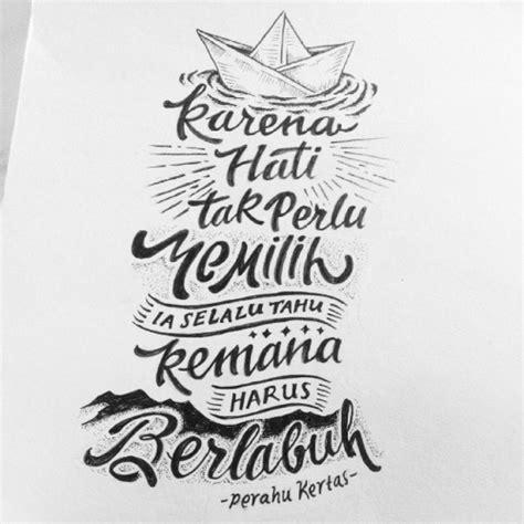 tipografi seni menata tulisan gembara