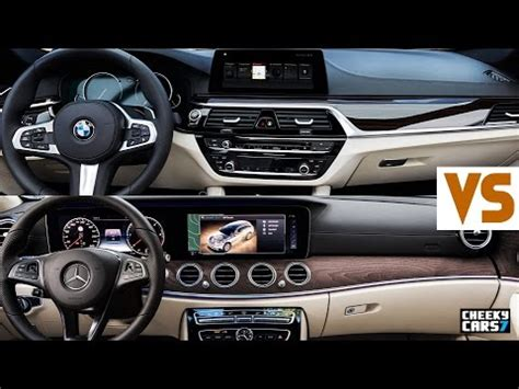 2018 bmw 5 series vs mercedes e class | bmw series release