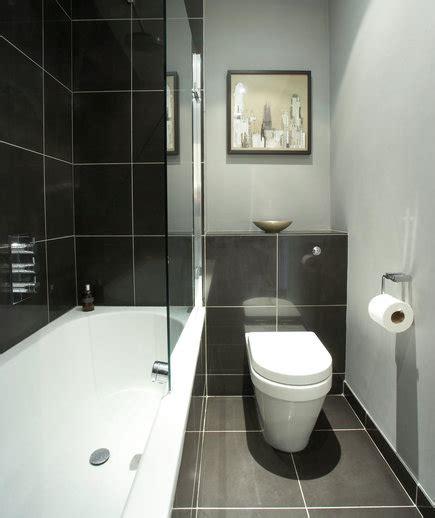small dark bathroom ideas shady days of gray 15 great bathroom design ideas real