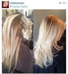 on top on bottom hair color pinterest le catalogue d id 233 es