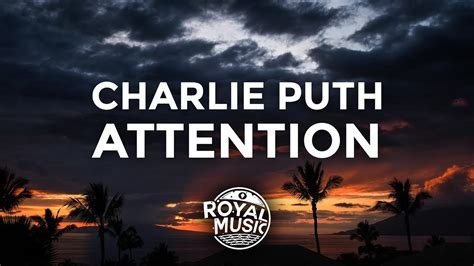 download mp3 attention of charlie puth download mp3 charlie puth attention lyrics lyric