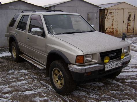 how do i learn about cars 1996 isuzu trooper navigation system 1996 isuzu wizard pictures 3 1l diesel automatic for sale
