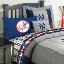 Yankee Bed Set New York Yankees Size Sheets Set