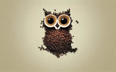 Wallpaper Owl Coffee | cupcake and coffee wallpaper 18480