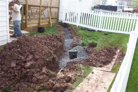 soggy backyard solutions french drain in yard 100 backyard french drain how to
