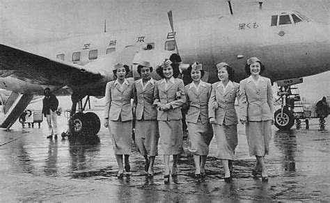 Cabin Crew History by