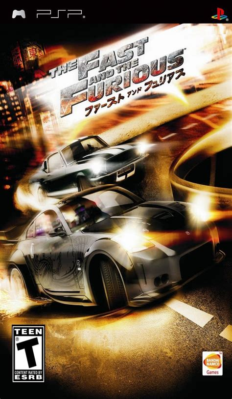 theme psp fast and furious the fast and the furious psp review any game