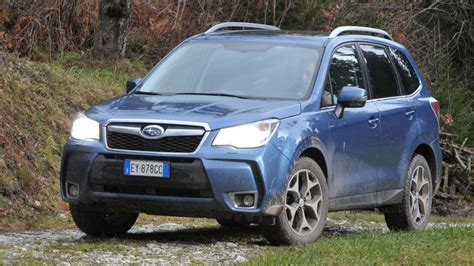 subaru forester diesel lineartronic subaru forester 2 0d lineartronic xc premium 2015 review