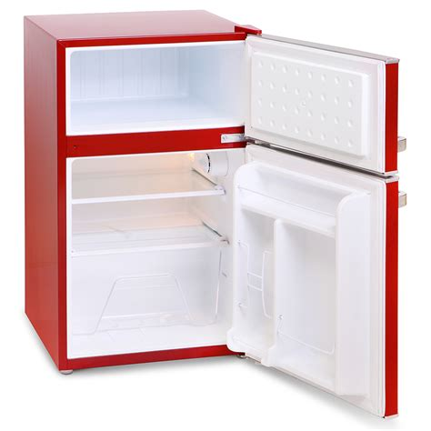 Freezer Mini montpellier mab2030k r mini retro fridge freezer undercounter