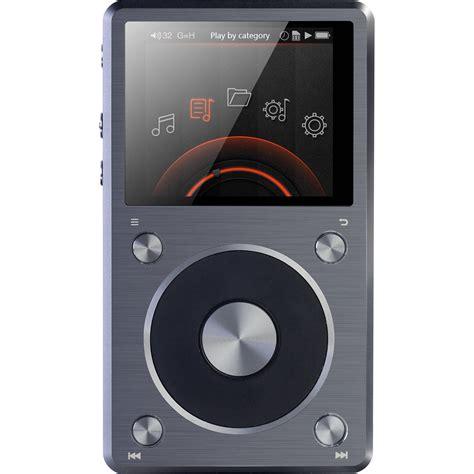 musis mp fiio x5 2nd gen portable high resolution audio player x5 ii