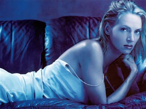 Uma Thurman Wants To Quit Acting To Take Care Of by Uma Thurman Adoring Calvin Klein S Effortless Looks