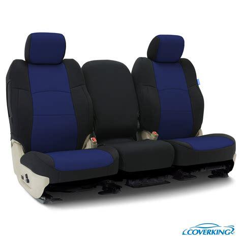neosupreme seat covers vs neoprene coverking neosupreme custom fit seat covers