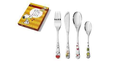 Set Snoppy by Kinderbesteck Set Snoopy