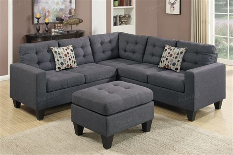 grey sectional with ottoman grey fabric sectional sofa and ottoman a sofa