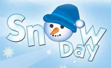 » kidzone snow days