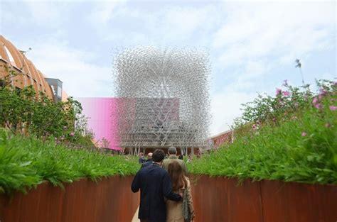 designboom uk pavilion 밀라노 엑스포2015 영국관 wolfgang buttress architects bdp uk