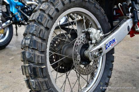Motorrad Winter Reifen by Motorrad Winterreifen Und Anlas Capra X