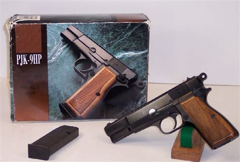 Kbi Background Check Kbi Inc Kbi Model Pjk 9mm For Sale At Gunauction 10612532