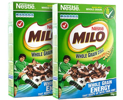 350g carbohydrates 2 x milo cereal 350g ebay