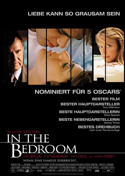 Movie In The Bedroom in the bedroom movie poster 2 of 3 imp awards