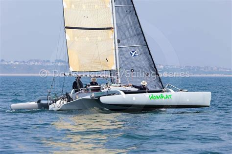 trimaran parts sailing scenes wombat ned17m grainger trimaran