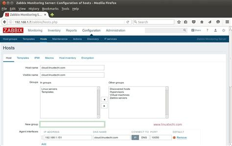 tutorial zabbix 3 0 install zabbix 3 0 monitoring server on centos 7 x