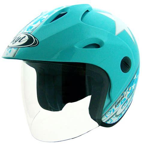 Kyt Galaxy Seri 4 By Aneka Helmet by Daftar Harga Terbaru Helm Kyt Half Safety