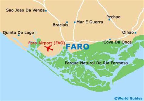 faro travel guide and tourist information: faro, algarve