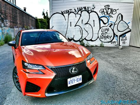 lexus frs 2016 2016 lexus gs f in sedan showdown with bmw audi
