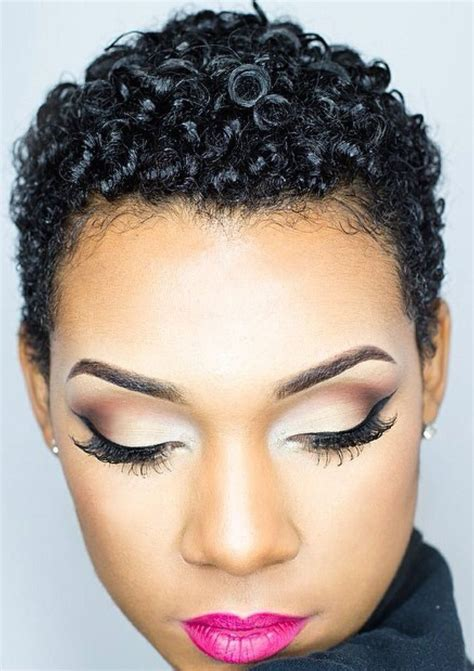 jet black short hair 20 amazing short hairstyles for black women