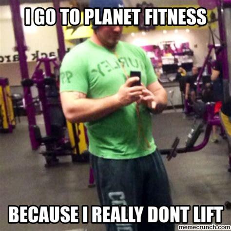 Planet Fitness Meme - planet fitness
