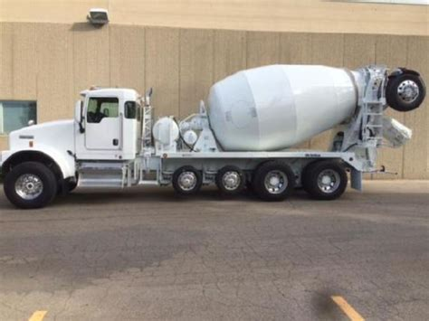 kenworth concrete truck 2006 kenworth mixer trucks asphalt trucks concrete
