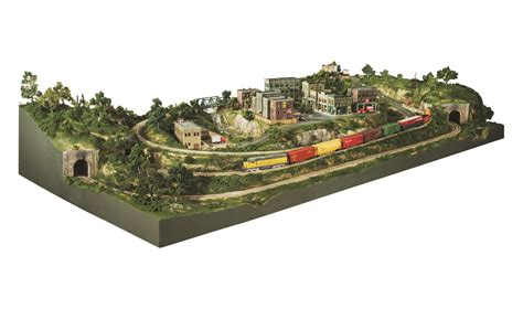 layout zoom scale river pass ho scale layout kit layout kits woodland