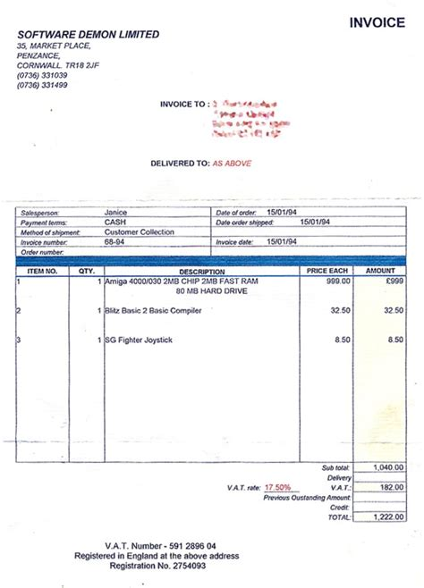 invoice and receipt template invoice and receipt hardhost info