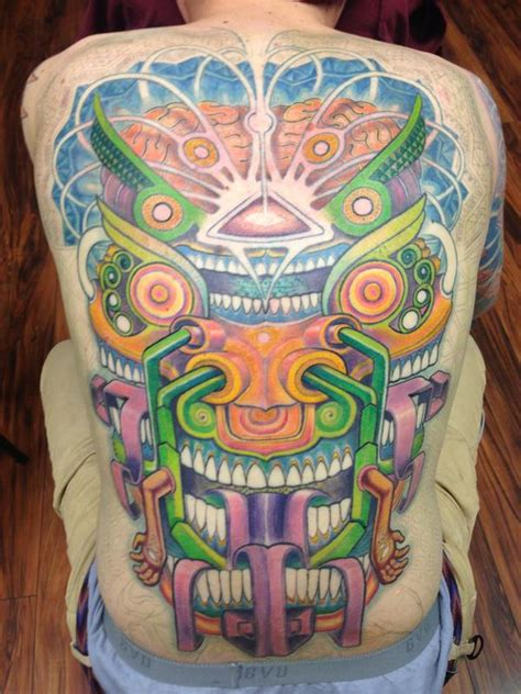 dmt tattoo sleftransforming by anthony ortega tattoonow