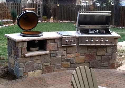 Who Makes Backyard Grill by Permanent Inline Outdoor Gas Grills A Built In