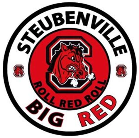 Steubenville Big Red Sign   eBay