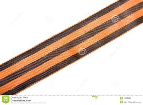 st ribbon st george ribbon stock photos image 18510943