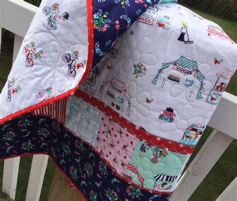 Baby Quilt Kits Backyard Baby Quilt Kits Sewmod