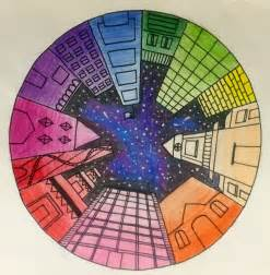color project market color wheel perspective