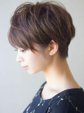 【2017年冬】ショート デジタルパーマのヘアスタイル・ヘアアレンジ・髪型|biglobe beauty