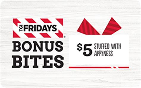 Tgif Gift Card Balance - egift cards gift cards tgi fridays casual dining restaurant bar